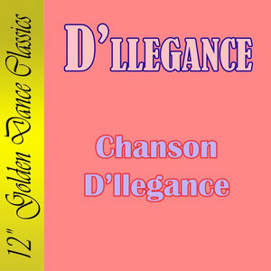 Chanson D'llegance cover art