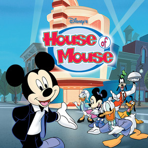 House of Mouse album