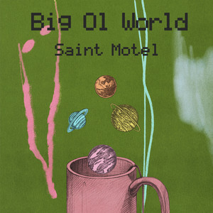 """Big Ol World (from """"At home with the kids"""")"""