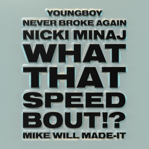 What That Speed Bout!? cover art