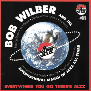 Everywhere You Go There's Jazz album