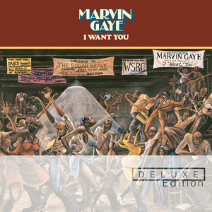 Marvin Gaye – I want you (Acapella)