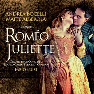 """Roméo et Juliette / Act 2: """"Adieu mille fois!...Va! repose en paix!"""" cover art"""