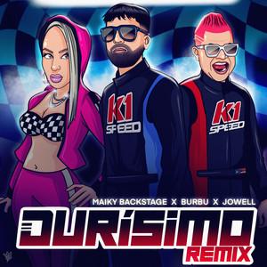 Durísimo (Remix) [feat. Burbu]