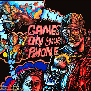 GAMES ON YOUR PHONE cover art