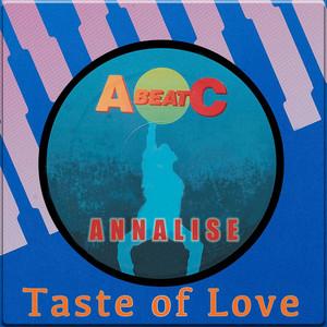 """TASTE OF LOVE (Original ABEATC 12"""" master)"""