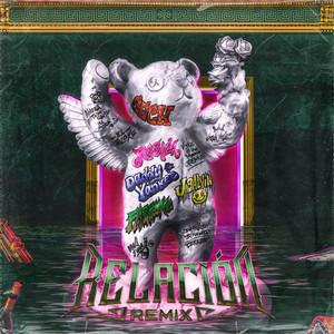 Relación - Remix cover art