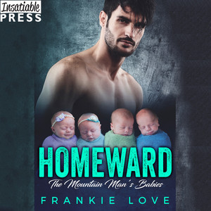 Homeward - The Mountain Man's Babies, Book 8 (Unabridged)