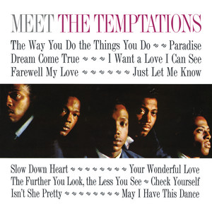 The Temptations – The Way You Do The Things You Do (Studio Acapella)