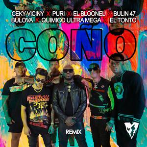 Coño  - Remix cover art