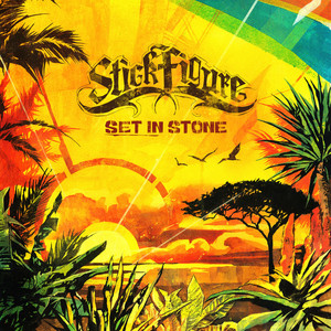 Set in Stone - Stick Figure