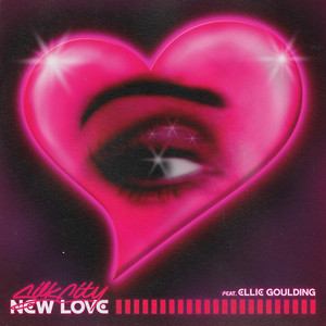 SILK CITY feat ELLIE GOULDING - New Love