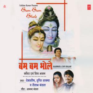 Tuhi Shiv Hai, Tuhi Shankar cover art