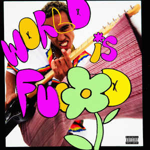 World Is Fucked cover art