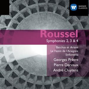 Roussel: Bacchus et Ariane, Suite No. 2, Op. 43: Le Thiase défile (Allegro decido) - Un faune et une ménade présentent à Ariane la coupe d'or