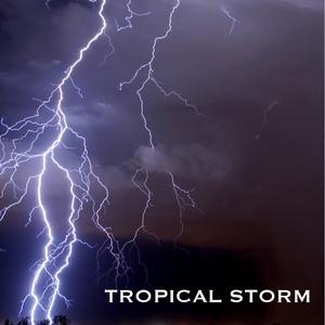 Quiet Tropical Thunderstorm Sounds