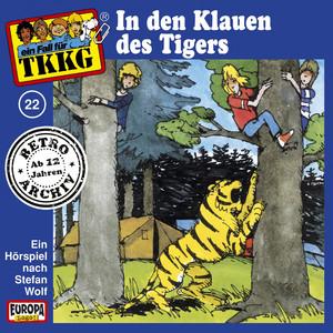 022 - In den Klauen des Tigers - Teil 22 cover art