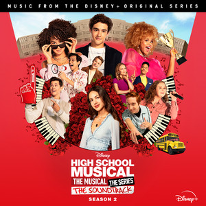 """Something There [From """"High School Musical: The Musical: The Series (Season 2)""""/Beauty and the Beast]"""