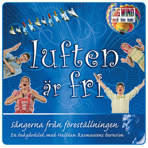 Luften är fri by Big Wind