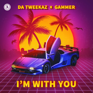 I'm With You cover art
