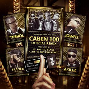 Caben 100 (Remix) [feat. Jowell, Akiles & Franco El Gorila]