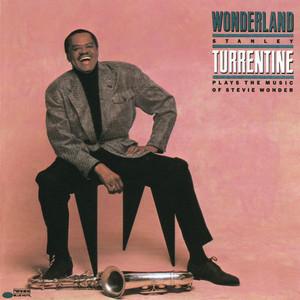 Wonderland (Stanley Turrentine Plays The Music Of Stevie Wonder) album