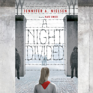 A Night Divided (Unabridged) Audiobook