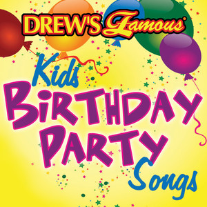 Drew's Famous Kids Birthday Party Songs album