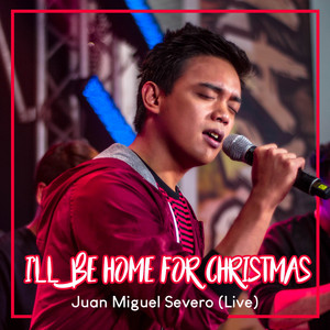I'll Be Home For Christmas - Live cover art