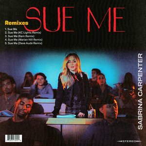 Sue Me - 6am Remix cover art