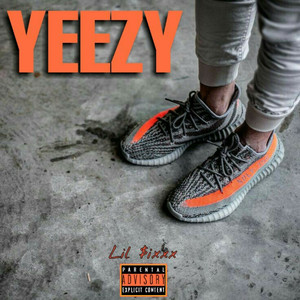 Yeezy cover art