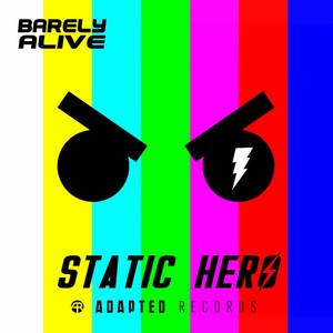 Static Hero