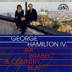 George Hamilton IV. - Country Beat Jiřího Brabce album