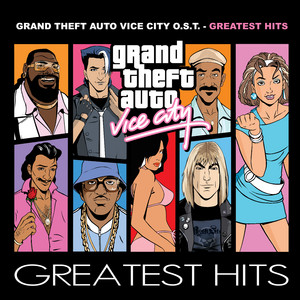 Grand Theft Auto Vice City OST (Greatest Hits) album