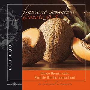 Francesco Geminiani: 6 Sonate di Violoncello e basso continuo, Op. 5