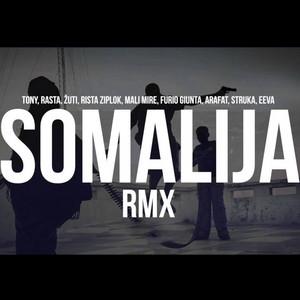 Somalija - RMX cover art