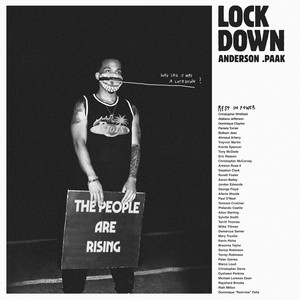 Lockdown by Anderson .Paak cover art