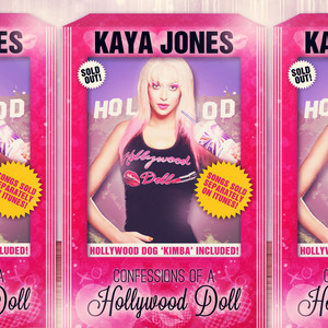 Confessions of a Hollywood Doll album