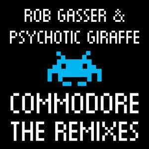 Commodore by Rob Gasser, Psychotic Giraffe