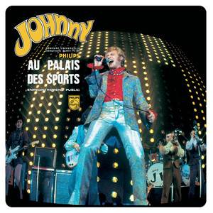 Johnny au Palais des Sports (Live / 1967) album