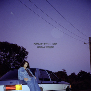 Don't Tell Me cover art