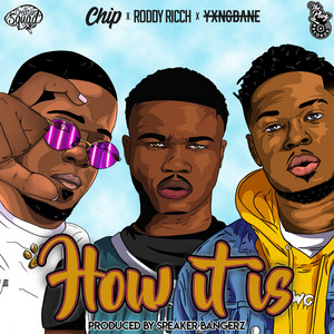 How It Is (feat. Roddy Ricch, Chip & Yxng Bane) cover art