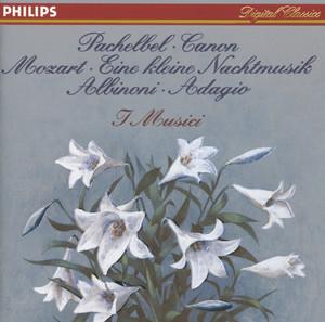 String Quintet E, Op.13, No.5: 3. Menuetto by Luigi Boccherini, I Musici