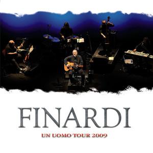 Finardi un uomo tour 2009 album