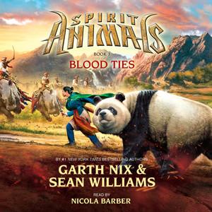 Blood Ties - Spirit Animals 3 (Unabridged) Livre audio téléchargement gratuit
