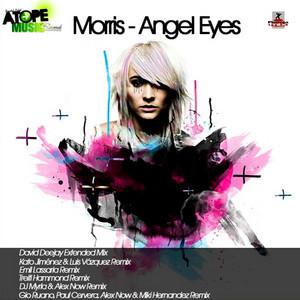 Angel Eyes (Treitl Hammond Remix) cover art