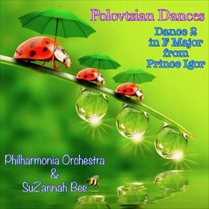 Polovtsian Dances Dance 2 in F Major from Prince Igor by Philharmonia Orchestra, Suzannah Bee