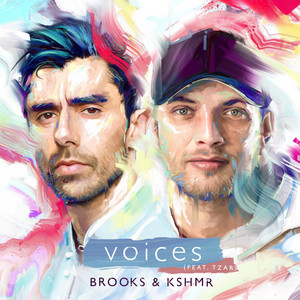 Brooks & KSHMR – Voices (Studio Acapella)