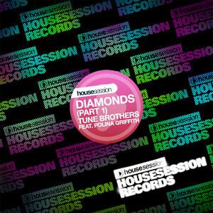 Diamonds - Jesse Voorn Remix cover art