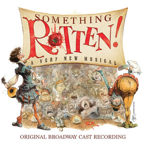 Something Rotten! (Original Broadway Cast Recording) album